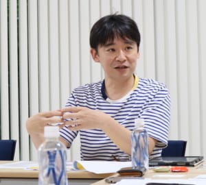 東京学芸大・正木先生の写真
