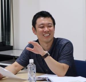 東京学芸大・南浦先生の写真