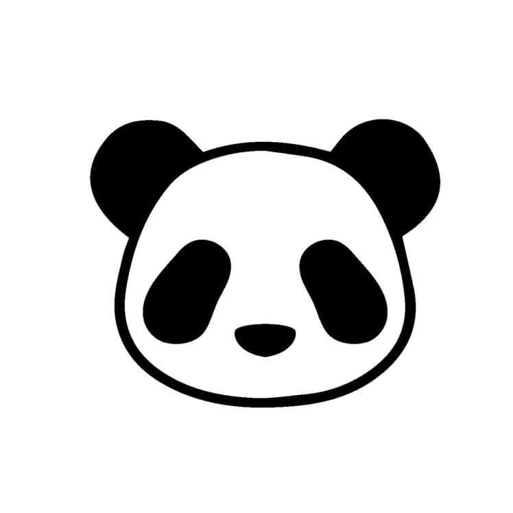 おせんべいに描かれるパンダの絵は1種類ではない