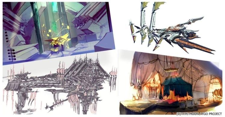 竹之内さんのアートワーク