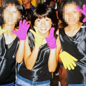 小川麻琴さん小学生時代